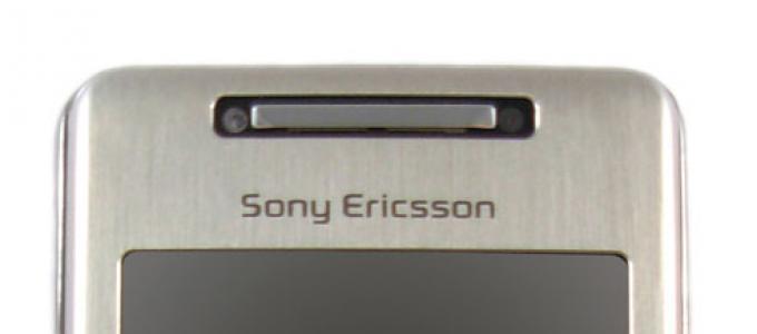 Semak Sony Ericsson Xperia X1 Peralihan Yang Panjang Sony Xperia