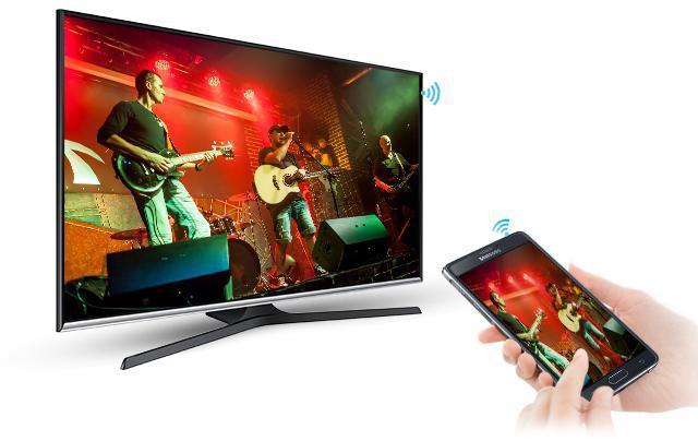 Screen Mirroring Samsung - что это за функция? Использование
